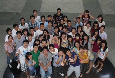 Stages des jeunes vietnamiens à l'étranger
