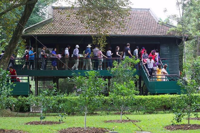 L'endroit où le Président Ho Chi Minh passa ses derniers moments