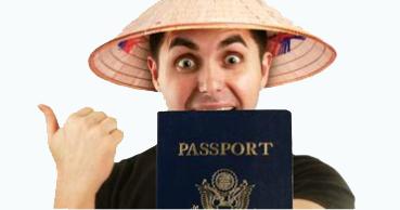 Visa vietnamien, qui est exempté ?