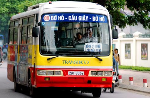 Comment prendre le bus à Hanoï ?