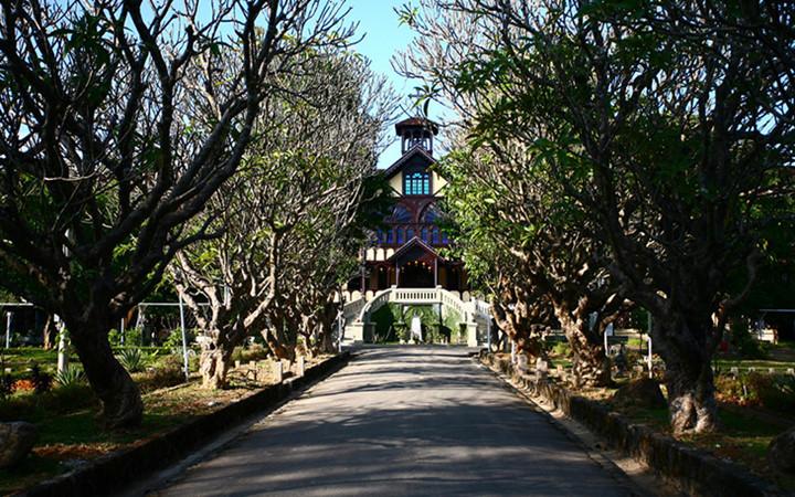 L'évêché de Kon Tum
