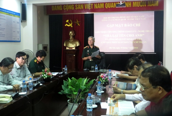 Art program marks War Invalids and Martyrs Day
