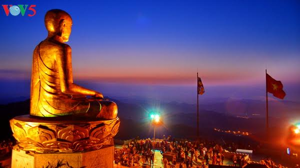 Yen Tu Mountain, a sacred and peaceful Buddhist sanctuary