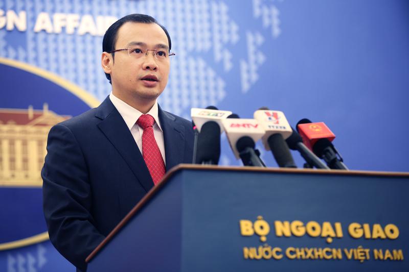 Việt Nam phản đối và bác bỏ Quy chế mới về nghỉ đánh bắt cá trên biển của Trung Quốc