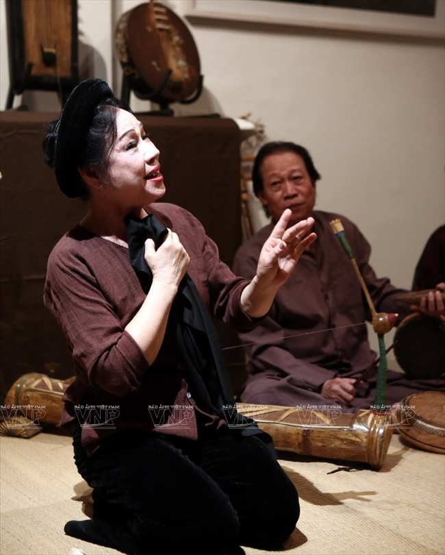 Xam Singing – A unique traditional music genre in Viet Nam