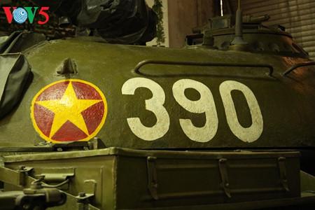 Historic tank 390