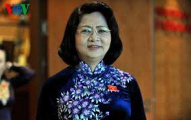 ティン国家副主席、スリランカ・ベトナム団結協会代表団と会見