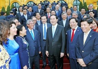 着実な開発目標に寄与する外交活動