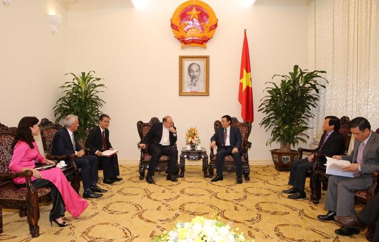 ベトナム 経営環境面でASEAN内のトップを目指す