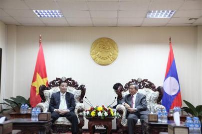 ベトナム・ラオス 科学技術協力を促進