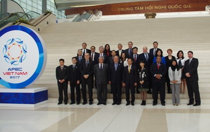 APEC2017の優先課題に関するシンポジウム
