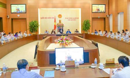 第14期国会常務委員会第7回会議