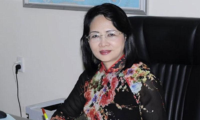 Wakil Presiden Dang Thi Ngoc Thinh menerima delegasi Asosiasi Solidaritas Sri Lanka-Vietnam