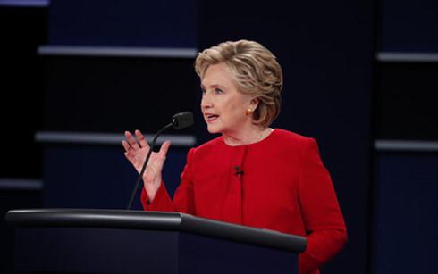 Pilpres AS 2016: Presiden Barack Obama mengimbau kepada pemilih supaya memberikan suara kapda ibu Hillary Clinton