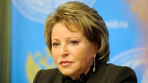 ロシア上院議長、ベトナム公式訪問を開始