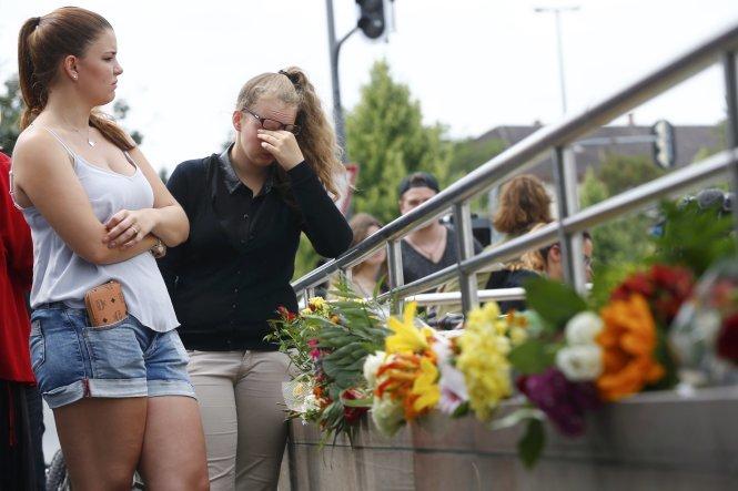 Pemberondongan senapan di Republik Federasi Jerman: berhasil mengidentifikasikan pelakunya