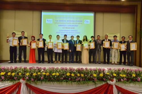 第七次湄公河年度论坛有助于越南与柬埔寨两国企业沟通