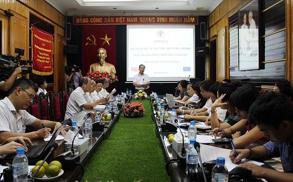 越南积极响应国际老年人日