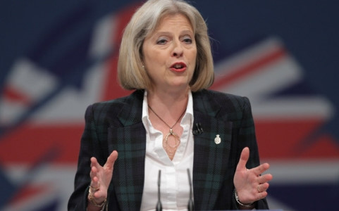 Britische Premierministerin stellt Brexit-Fahrplan vor