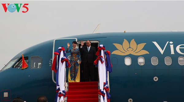 Prime Minister arrives in Manila for ASEAN Summit