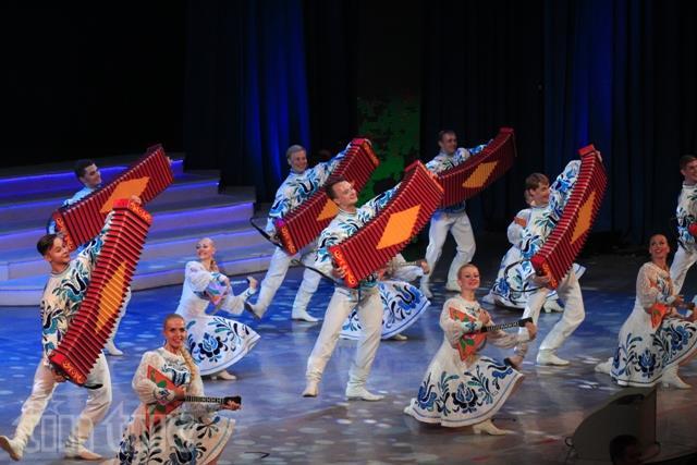 第5次亚太音乐节在俄罗斯举行