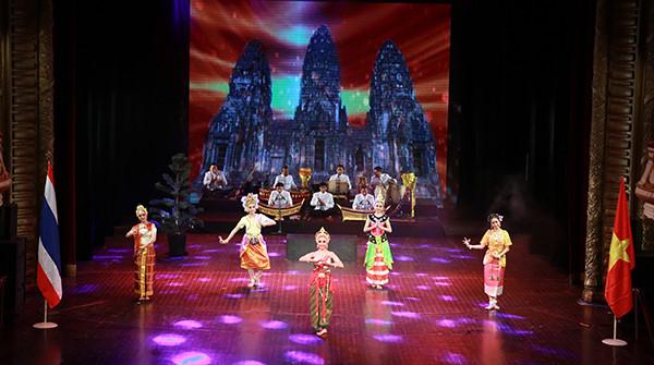 越南泰国文化日开幕
