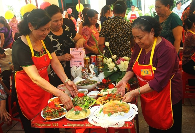 Activities mark Vietnam Family Day