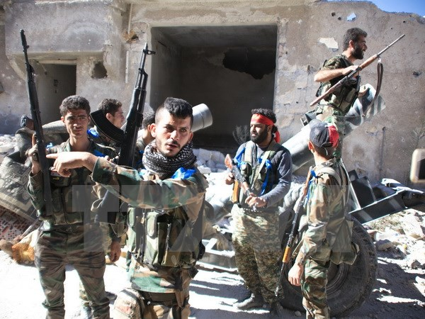 UN Security Council holds urgent meeting on Syria