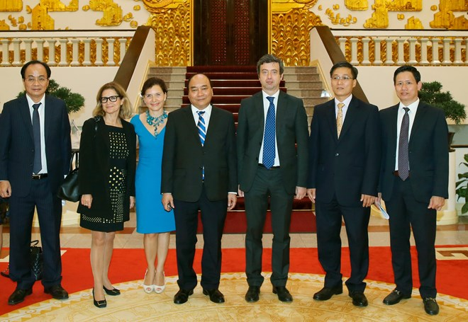 Vietnam, Italy ministries set up law, justice cooperation