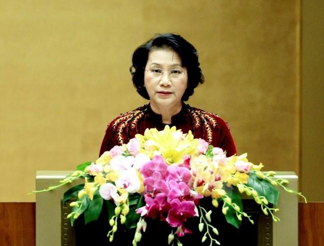 Top legislator's visit set to reinforce Vietnam-India partnership