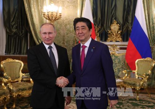 President Putin: Russia-Japan relations make progress