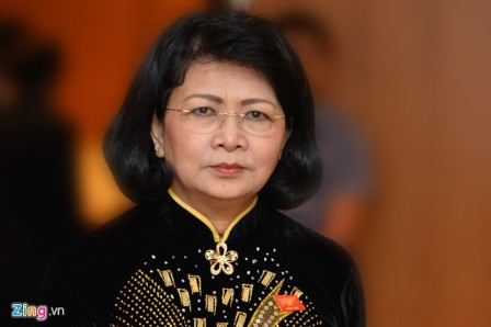 Phó Chủ nước tiếp tiếp Trợ lý Tổng Thư ký Liên hợp quốc Hao – Li ang Xu