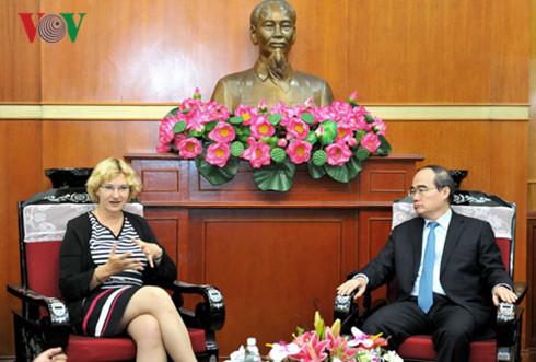 UNICEF là đối tác phát triển quan trọng của Việt Nam