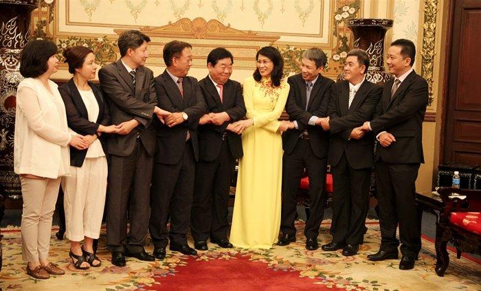 TP Hồ Chí Minh và tỉnh Gyeongsangbuk-do (Hàn Quốc) phối hợp tổ chức Lễ hội Văn hóa thế giới