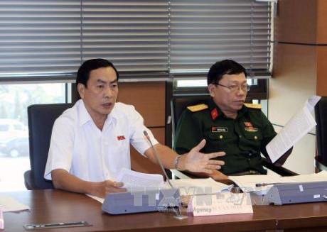 Đại biểu Quốc hội đề nghị nâng cao sức cạnh tranh của ngành nông nghiệp Việt Nam