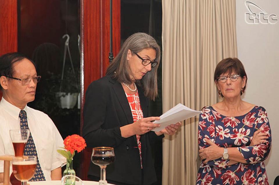 Tăng cường quan hệ hợp tác giữa Quốc hội Việt Nam và Vương quốc Bỉ