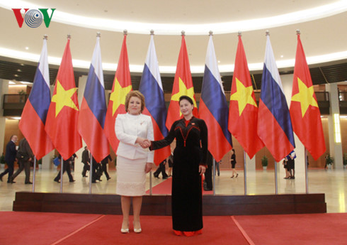 Việt Nam – Liên bang Nga tăng cường phối hợp giám sát và thực hiện các văn kiện hợp tác