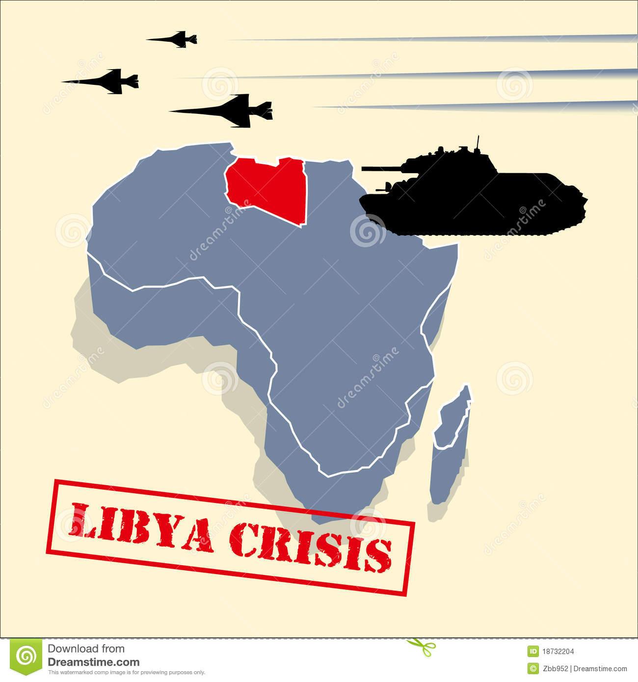 Граничащие с Ливией страны выразили протест против любого военного вмешательства в эту страну