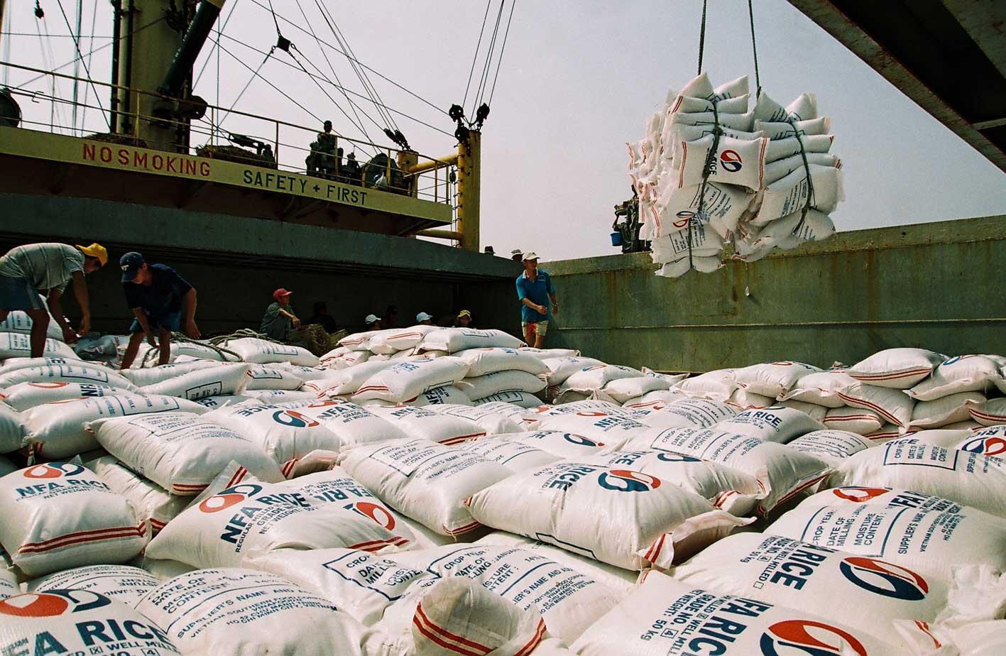 Вьетнам продолжит поставлять в Филиппины 1,5 млн. тонн риса в год