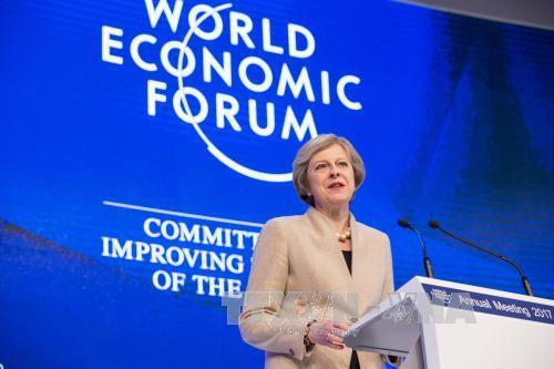 นายกรัฐมนตรีอังกฤษประกาศว่า อังกฤษจะเดินหน้าในการพัฒนาเศรษฐกิจโลก