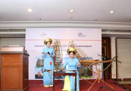นครโฮจิมินห์ประชาสัมพันธ์การท่องเที่ยวในอินเดีย