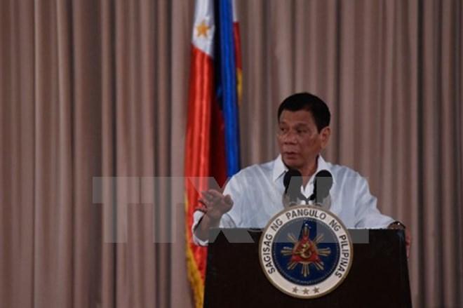 Филиппины выразят протест против строительства КНР станций экомониторинга на рифе Скарборо