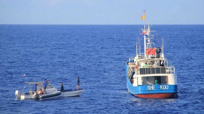 Indian expert calls on East Sea claimants to honor PCA's ruling