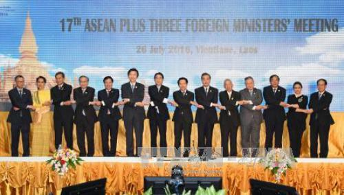 ASEAN+3 mechanism aims to upgrade cooperation