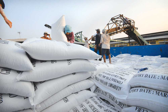 Vietnam to export 1.5 million tons of rice to the Philippines each year