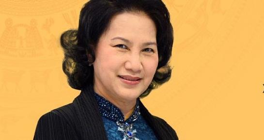 Parlamentspräsidentin Nguyen Thi Kim Ngan wird Indien besuchen