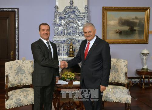 Türkei und Russland werden viele Projekte gemeinsam durchführen