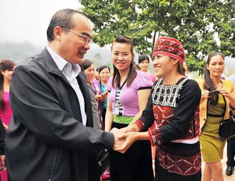 Rolle der Vaterländischen Front Vietnam in Wettbewerbe fördern