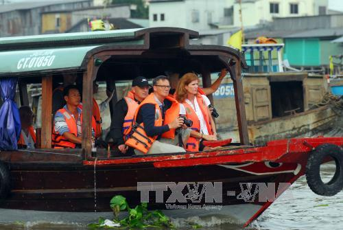越南是外国人喜爱的目的地