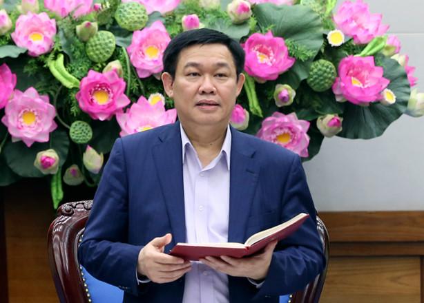 Vuong Dinh Hue: nos politiques monétaires et financières vont dans le bon sens